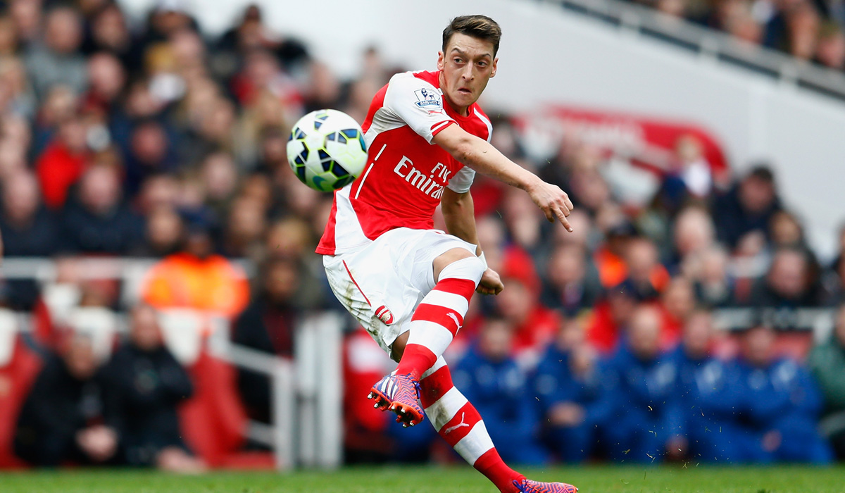 Can Mesut Ozil find his best form next season? - Draft ...